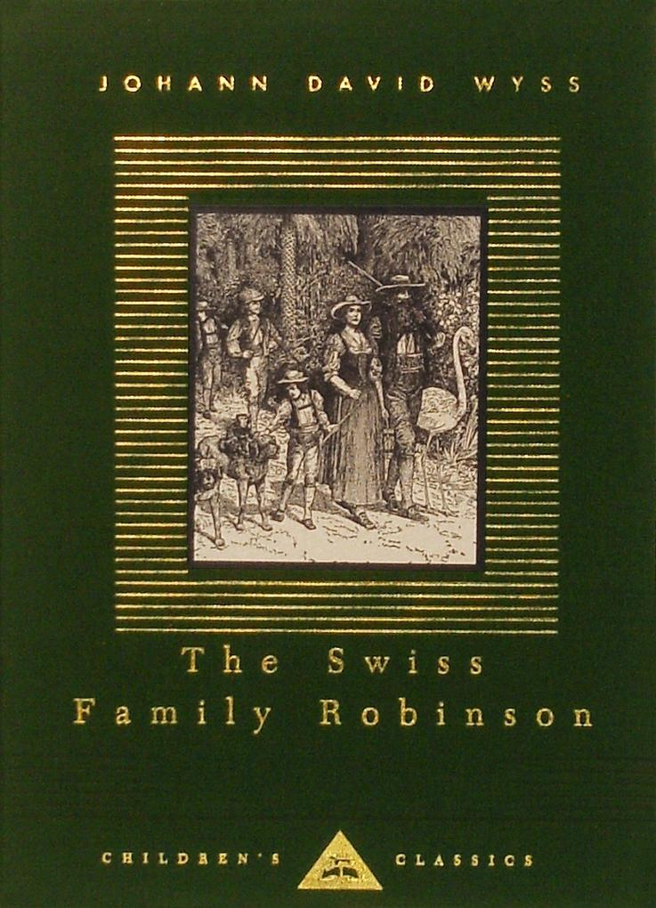 The Swiss Family Robinson als Buch
