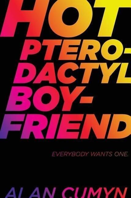 Hot Pterodactyl Boyfriend als Buch (gebunden)
