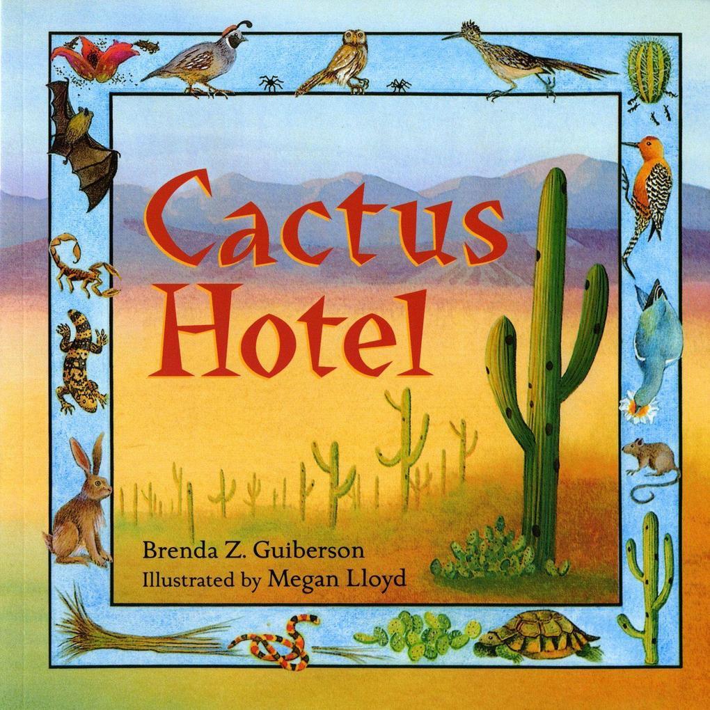 Cactus Hotel als Taschenbuch