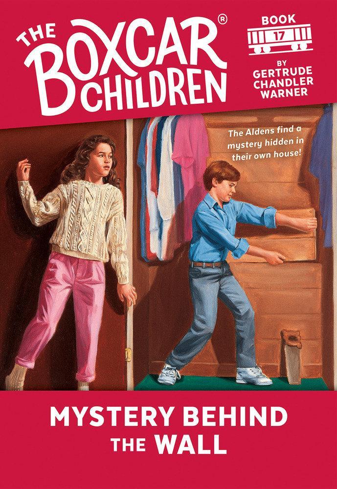 Mystery Behind the Wall als Taschenbuch