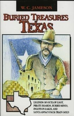 Buried Treasures of Texas als Taschenbuch