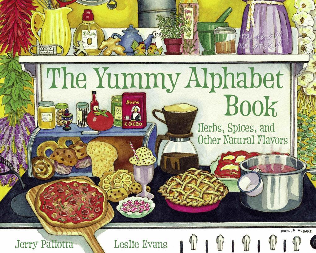 The Yummy Alphabet Book als Taschenbuch