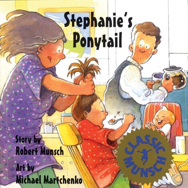 Stephanie's Ponytail als Buch