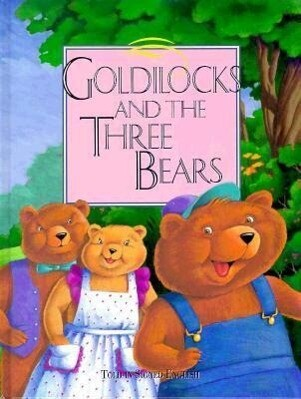 Goldilocks and the Three Bears: Told in Signed English als Buch (gebunden)
