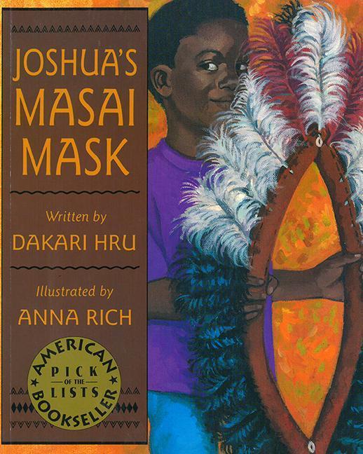 Joshua's Masai Mask als Taschenbuch