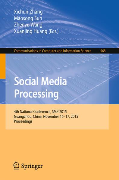 Social Media Processing als Buch von
