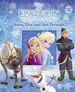 Die Eiskönigin Anna, Elsa und Ihre Freunde