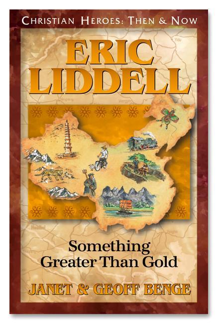 Eric Liddell: Something Greater Than Gold als Taschenbuch