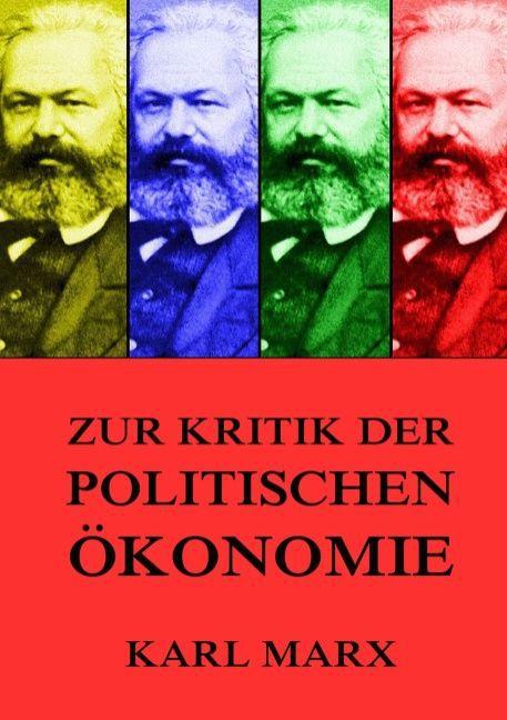 Zur Kritik der politischen Ökonomie als Buch