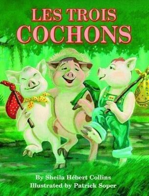 Les Trois Cochons als Buch