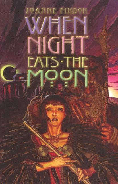 When Night Eats the Moon als Taschenbuch