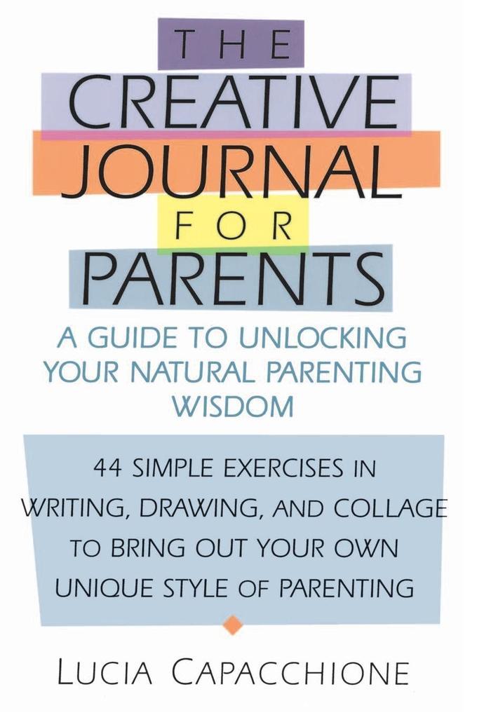 Creative Journal for Parents als Taschenbuch