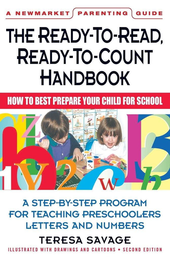 The Ready-To-Read, Ready-To-Count Handbook Second Edition als Taschenbuch
