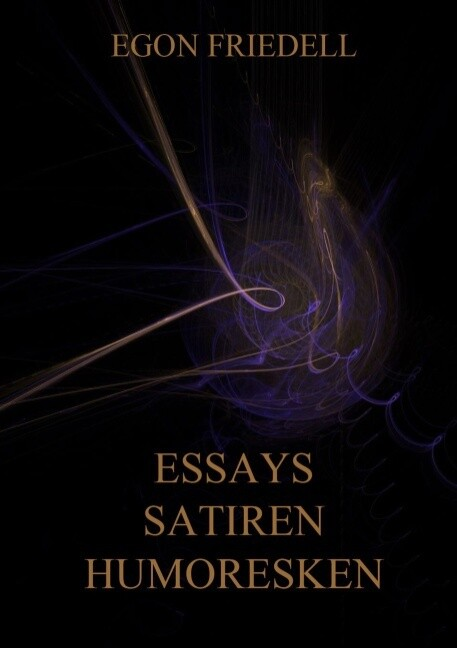 Essays, Satiren, Humoresken als Buch