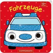 Mein Kulleraugen-Fühlbuch: Fahrzeuge