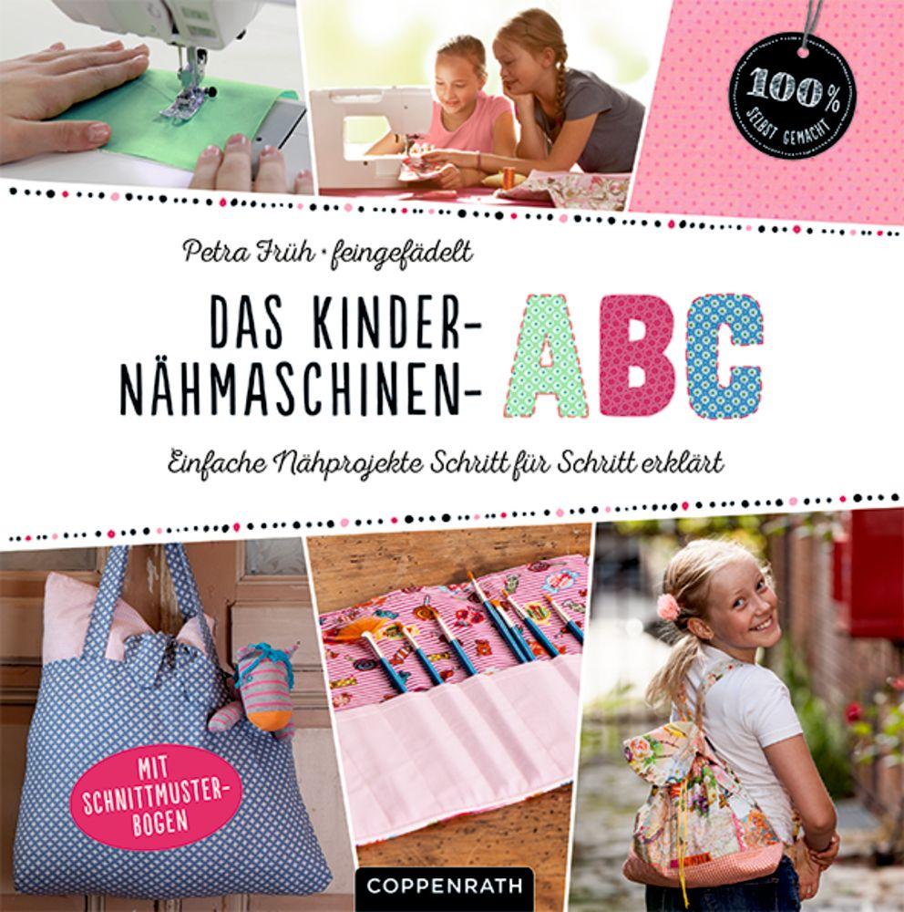 Das Kinder-Nähmaschinen-ABC