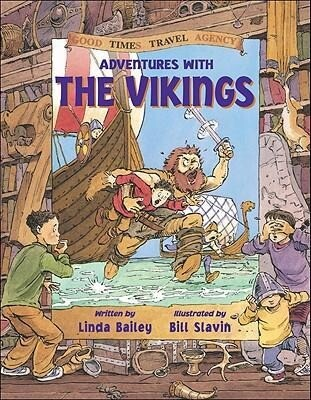 Adventures with the Vikings als Taschenbuch