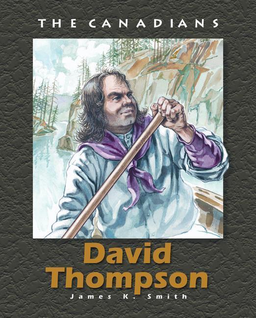 David Thompson als Taschenbuch