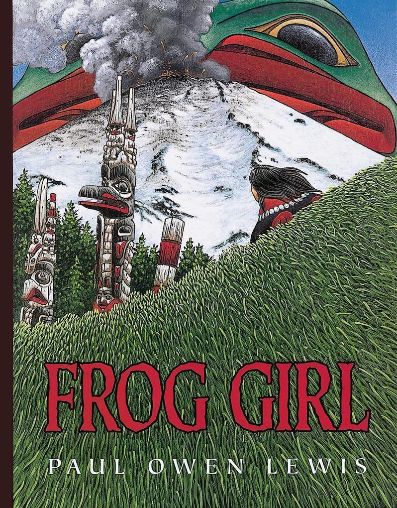 Frog Girl als Taschenbuch