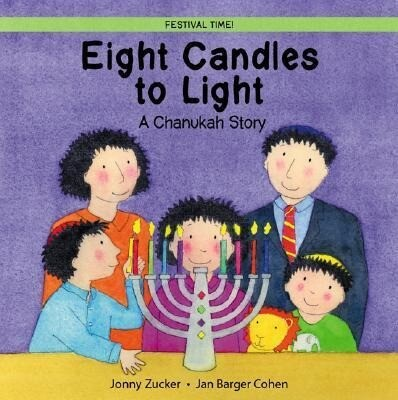 Eight Candles to Light: A Chanukah Story als Taschenbuch