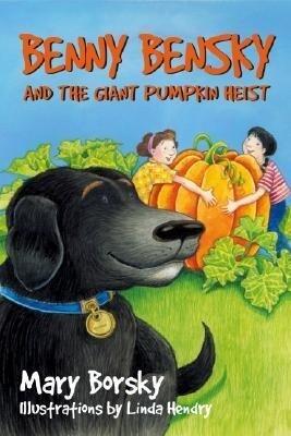 Benny Bensky and the Giant Pumpkin Heist als Taschenbuch