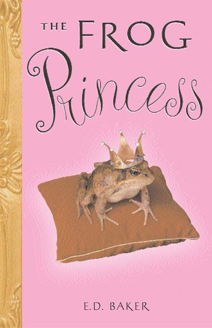 The Frog Princess als Buch