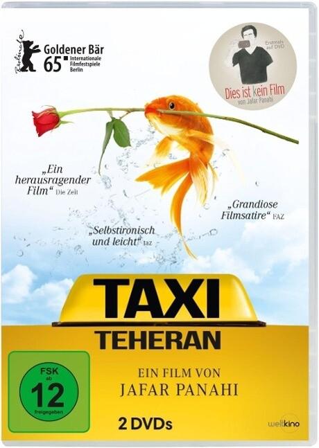 Taxi Teheran. Special Edition