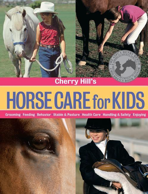 Cherry Hill's Horse Care for Kids als Taschenbuch