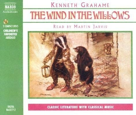 The Wind in the Willows als Hörbuch