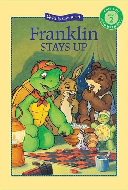 Franklin Stays Up als Buch