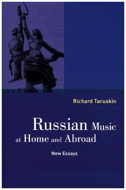 Russian Music at Home and Abroad als Buch von R...