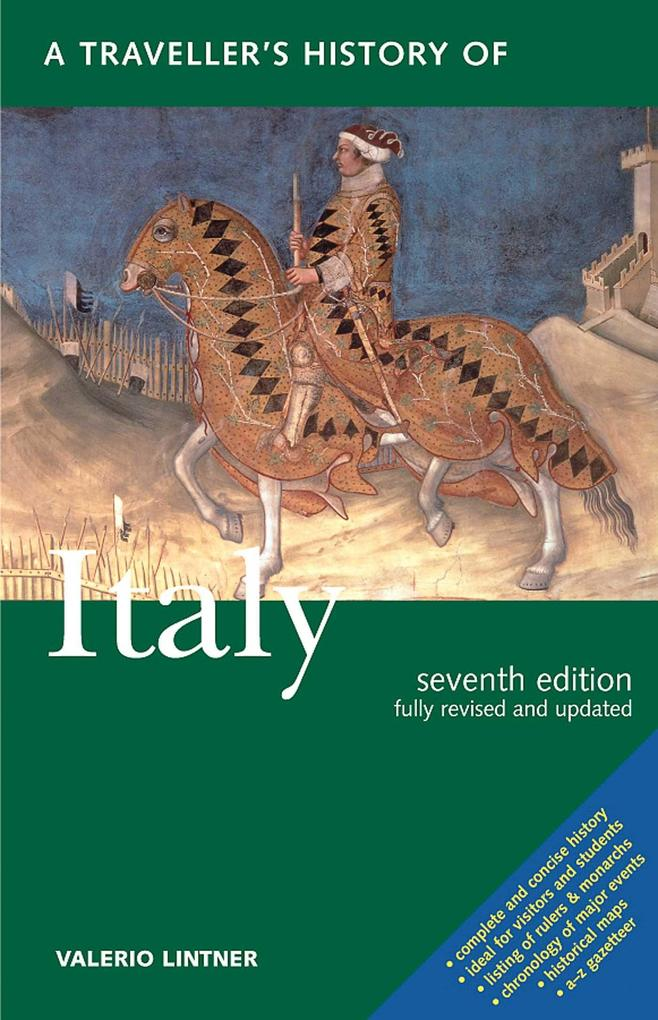 Travellers Hist of Italy 8/E als Taschenbuch
