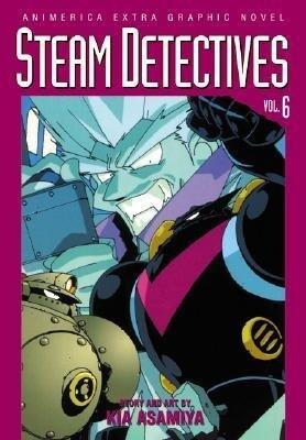 Steam Detectives, Vol. 6 als Taschenbuch