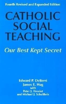 Catholic Social Teaching als Taschenbuch