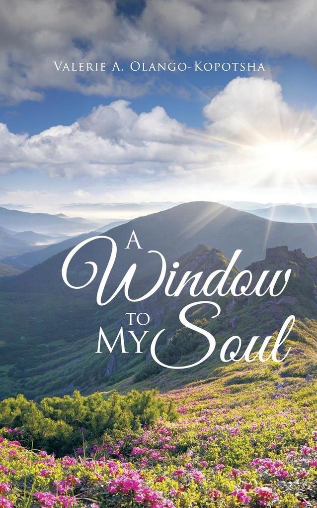 A Window to My Soul als Taschenbuch von Valerie...