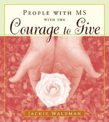 People with MS with the Courage to Give als Taschenbuch