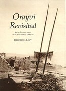 "Orayvi Revisited: Social Stratification in an ""egalitarian"" Society"