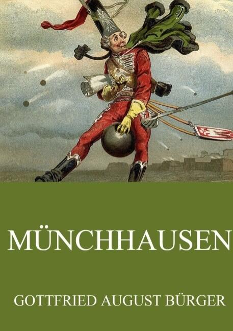 Münchhausen als Buch