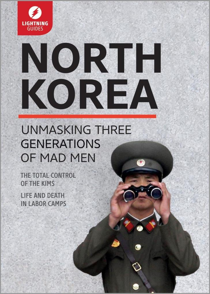 North Korea als eBook Download von Lightning Gu...