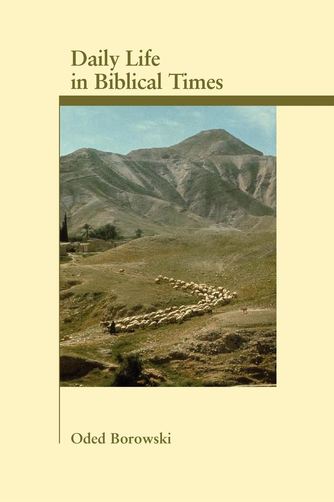 Daily Life in Biblical Times als Taschenbuch