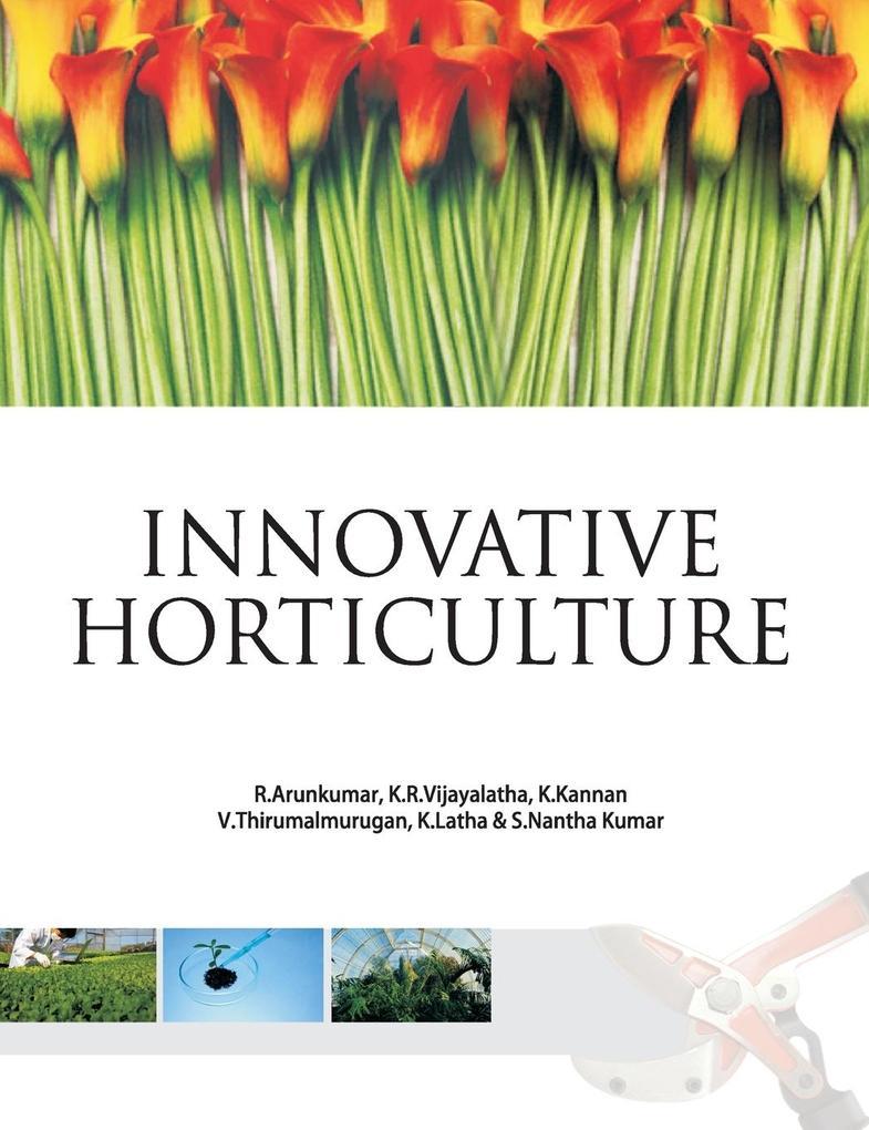 Innovative Horticulture als Buch von
