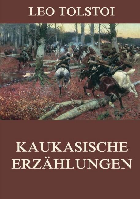Kaukasische Erzählungen als Buch