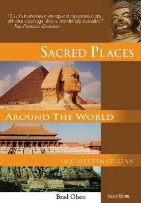Sacred Places Around the World als Taschenbuch