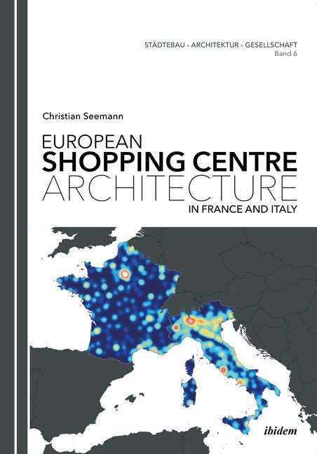 European Shopping Centre Architecture in France...