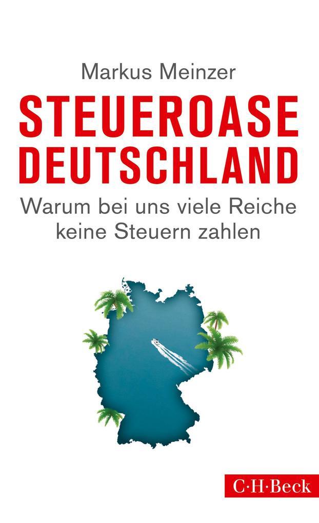 Steueroase Deutschland als eBook