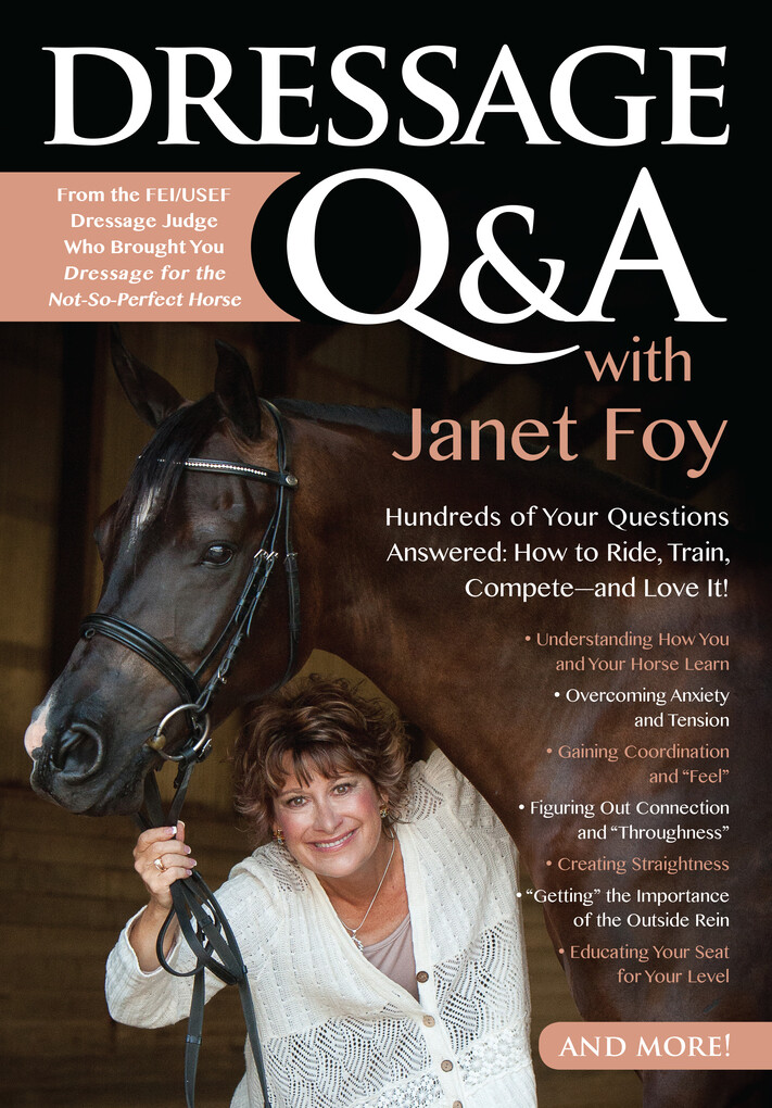Dressage Q&A with Janet Foy als eBook Download ...