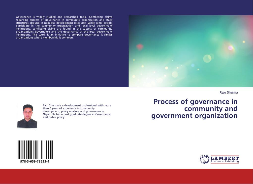 Process of governance in community and governme...
