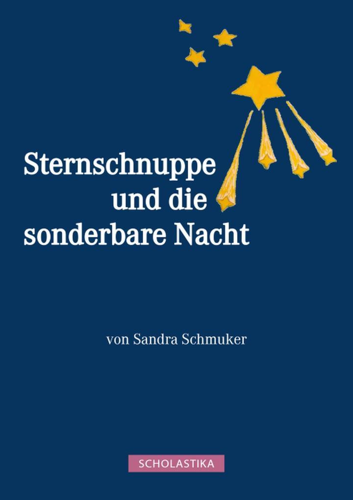 Sternschnuppe und die sonderbare Nacht als eBook