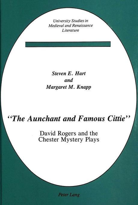 «The Aunchant and Famous Cittie» als Buch von S...
