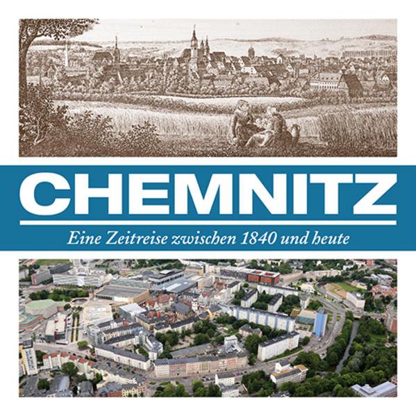 Chemnitz als Buch von Mandy Schneider, Chemnitz...